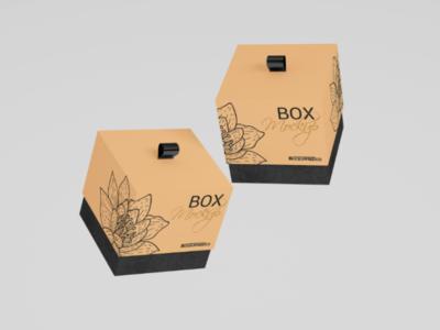 Free Box Mockup product design box mockup free psd psd template psd box mockups packaging mockup