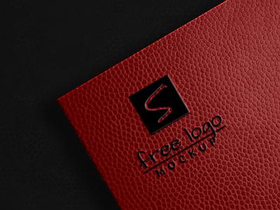 Free Logo Mockup PSD Template free psd freebie mockup template free mockup branding mockup logotype logo mockup logo branding design product mockups mockup free