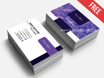 Free Business Card Templates PSD