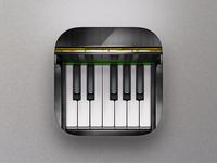 Icon Piano App Gismart