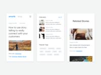 Smart Blog is responsive!