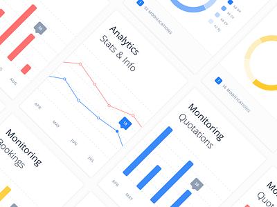 Analytics Dashboard sans open dashboard graph analytics interface ux ui