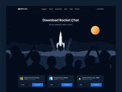 Download Rocket.Chat Mobile