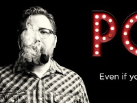Poker Announcement - October