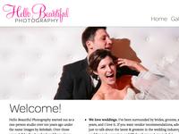 Hello Beautiful Homepage