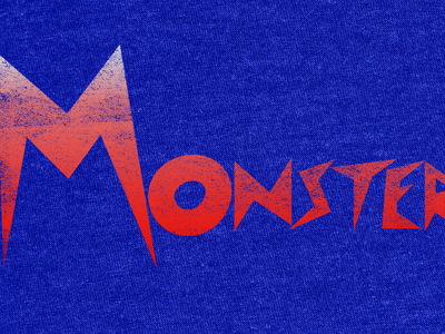 Monsters of Type - April