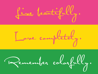 Images by Rebekah colors satisfaction pro