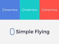 Simple Flying - Logo and colour