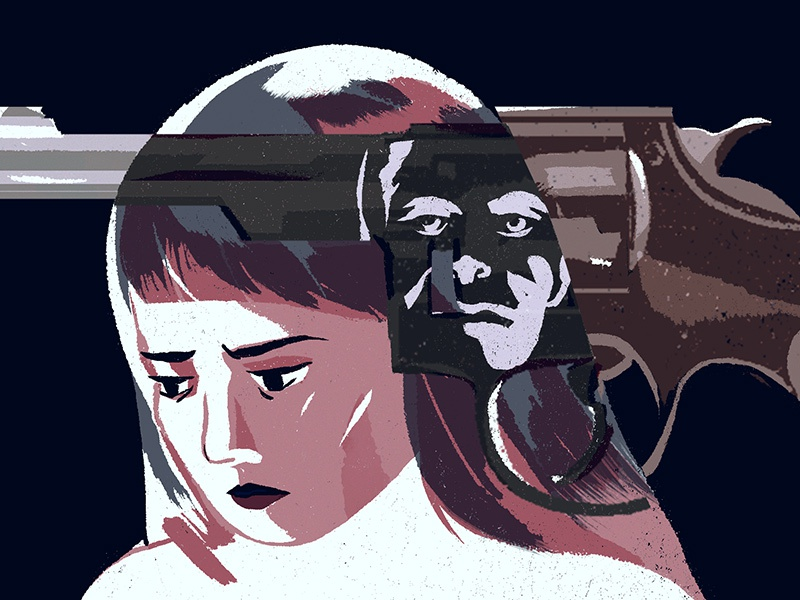 illustration essay on guns