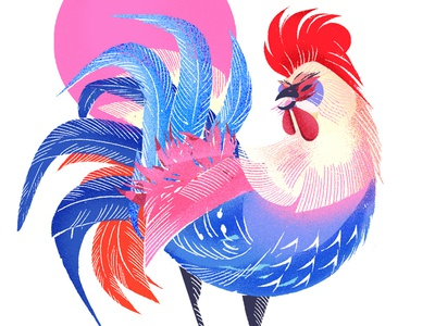 Happy Rooster Year!