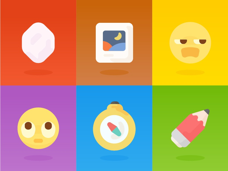 Icon / Emoji for OnionMath Communication (2D)
