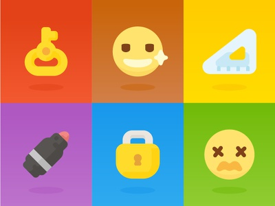 Icon / Emoji for OnionMath Communication (2D)