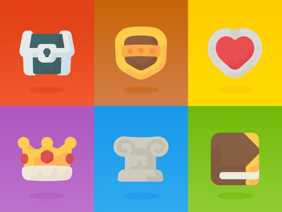 Icon / Emoji for OnionMath Communication (2D) education colorful flat app mono lovely cute onionmath game icon