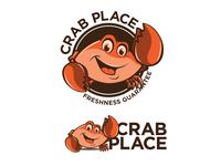 Crab Place Logo Redesign Proposal