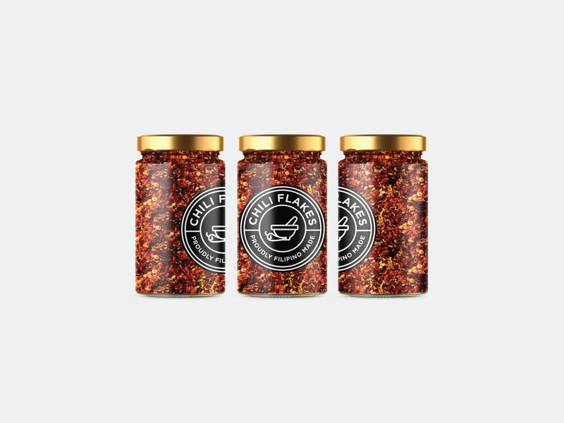 Chili Flakes Packaging