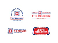 Lodifhi Reunion - Logo Elements
