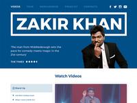 Zakir Khan: Stand Up Comedian