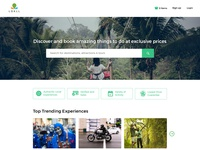 Lokll Homepage
