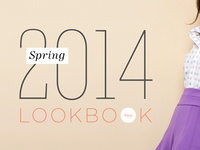 Lookbook splash