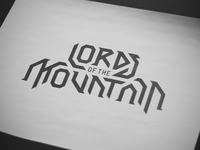 Lords of the Mountain (draft 1)