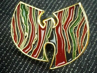 Wu-Theory Pin