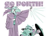 WIP Kickstarter Poster - pt.1