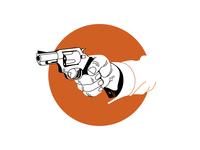 Hand, gun