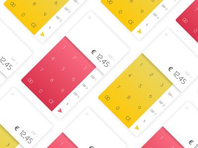Mobile Pos sketchapp sketch ui app vector
