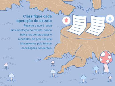 Infográfico - ContaAzul infográfico contaazul extrato jornada magic infographic journey