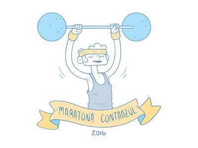 Maratona ContaAzul 2016 olympic maratona marathon contaazul coach athlete