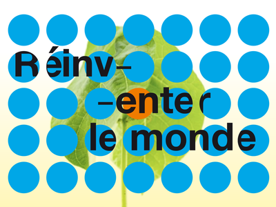 Fête de la Science 2019 atom nature fete de la science science french design minimalist vector typography illustration