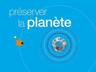 Fête de la Science 2019 fête de la science planets science french design minimalist typography illustration