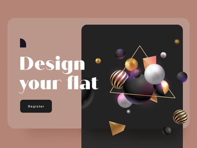 Have fun landingpage design desktop product design uidesign mockup uxui