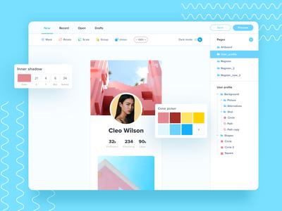 Design platform 🎨