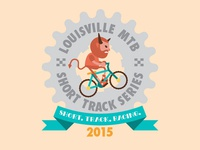 Louisville MTB Short Track Series Logo