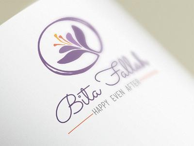 Bita Fallah Logo Design