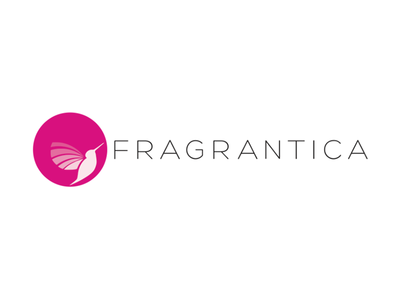 Fragrantica Logo Design