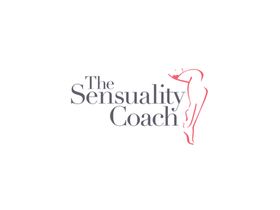 The Sensuality Coach - Logo Concept stripping stripper stripping school logo logo hot sexy sensual adult entertainment burlesque sensuality coach