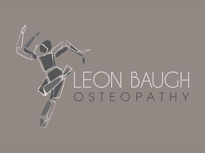 Leon Baugh Osteopathy Logo