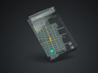 Daily UI 020 - GPS Tracking