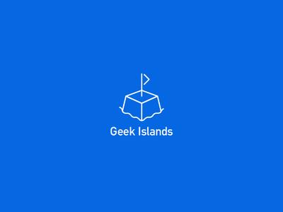 Geek Islands logo
