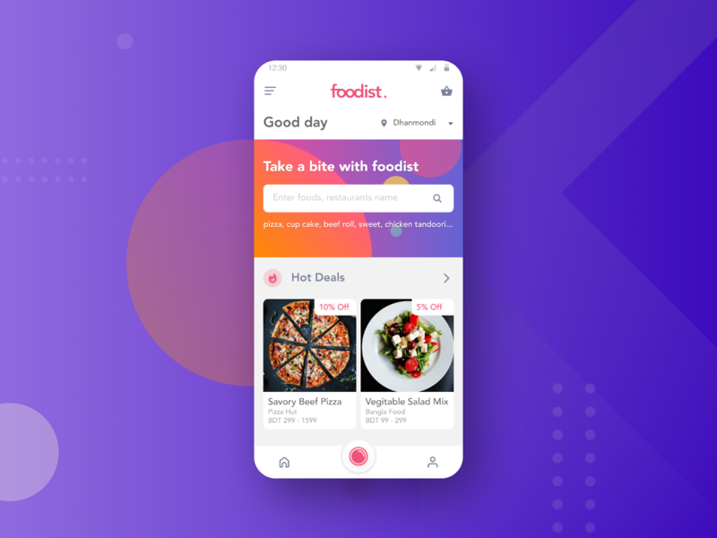 Love food 😍 ui ux app design online food online delivery restaraunt food food app uikits ux ui design