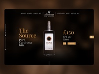 Cardrona Distillery Product Page