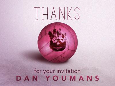 Thanks Dan
