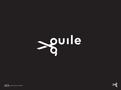 Guile Logo android ios barber style booking app logo guile