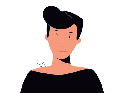 Me illustration characterdesign