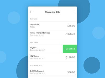 Money Management mobile management money