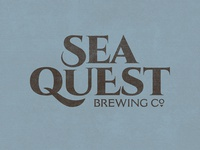Sea Quest Logotype