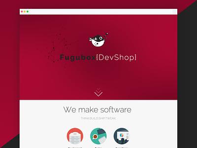 Fugubox Website website