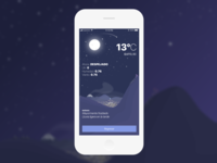 Weather Condition - Camping Locator App